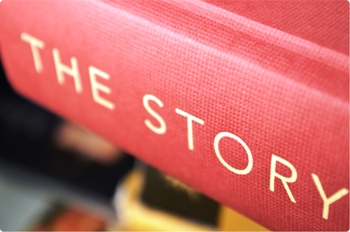 On Dropping the Story